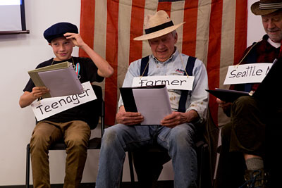 World War I and its Local Impact Reader's Theater